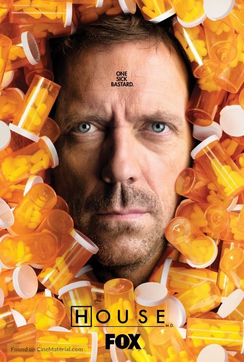 """House M.D."" movie poster"