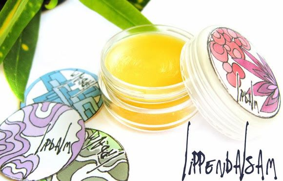 Alessa: [diy + freebie] Lippenbalsam selber machen