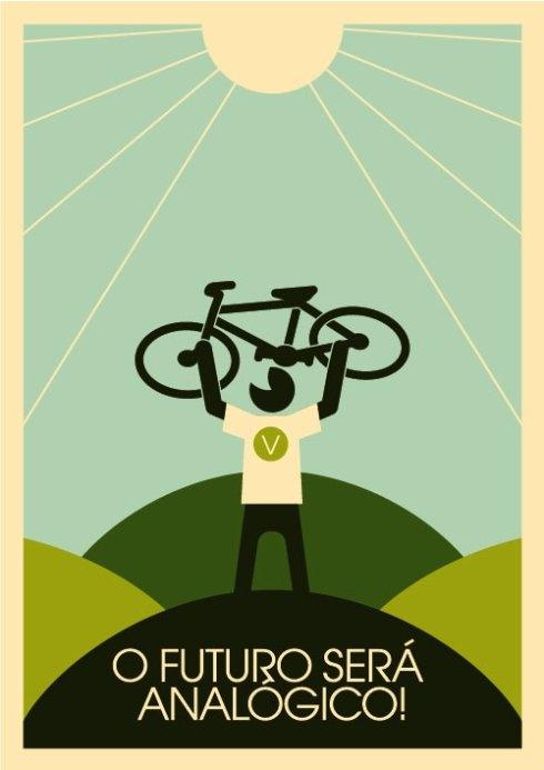 Bicicleta Girassol