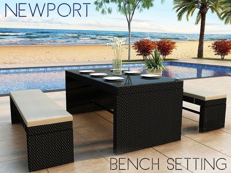 Outdoor Table and Chairs Sydney  The Wicker Man is No 1 online store forBest 20  Bench dining set ideas on Pinterest   Kitchen dining  . Outdoor Table And Chairs Sydney. Home Design Ideas