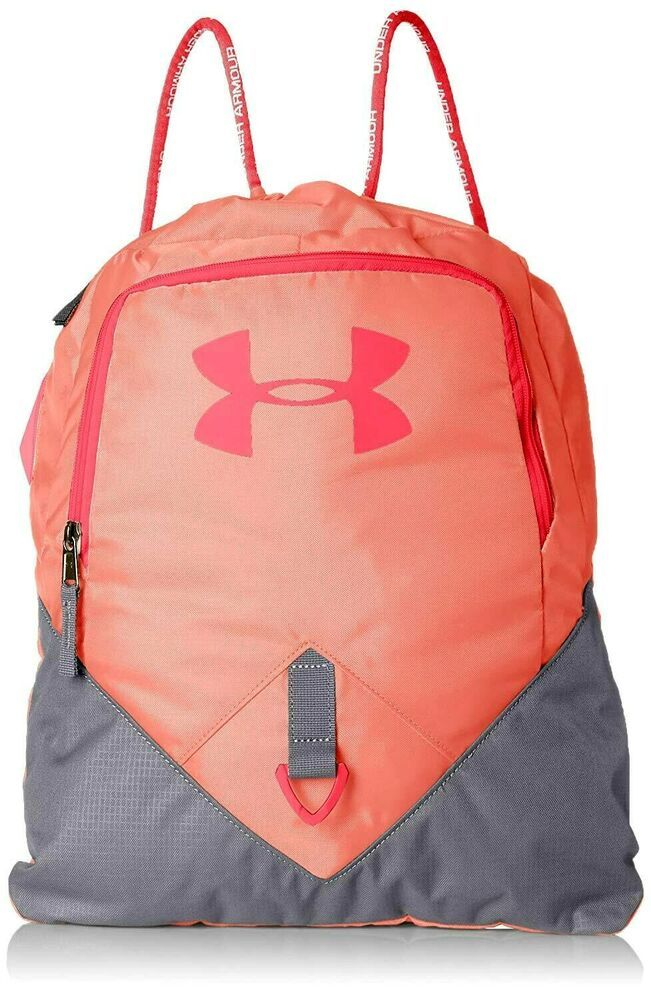 3cc0b2bce826 Under Armour Undeniable Sackpack UA Drawstring Backpack Sack Sport Gym Bag  819  UnderArmour  SackpackBackpack