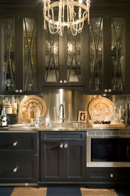 Design Chic: The Best of 2012  butler's pantry