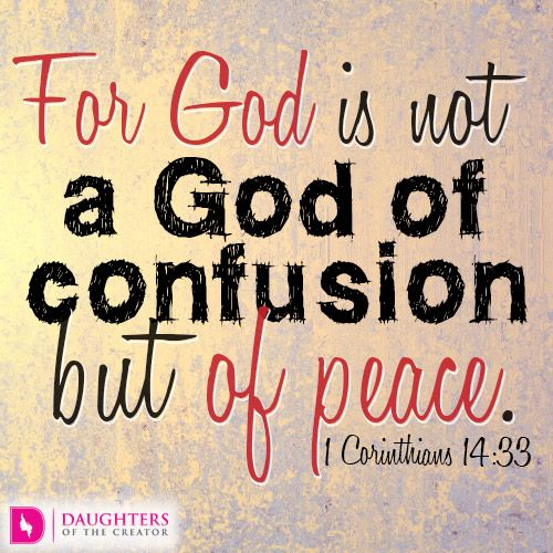 Daily Devotional -Peace is Necessary: http://daughtersofthecreator.com/peace-is-necessary/