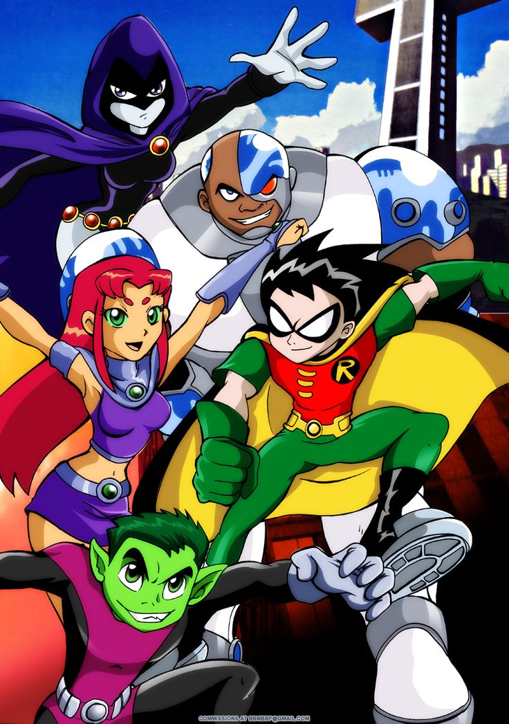 117 Best Teen Titans Images On Pinterest  Teen Titans -5343