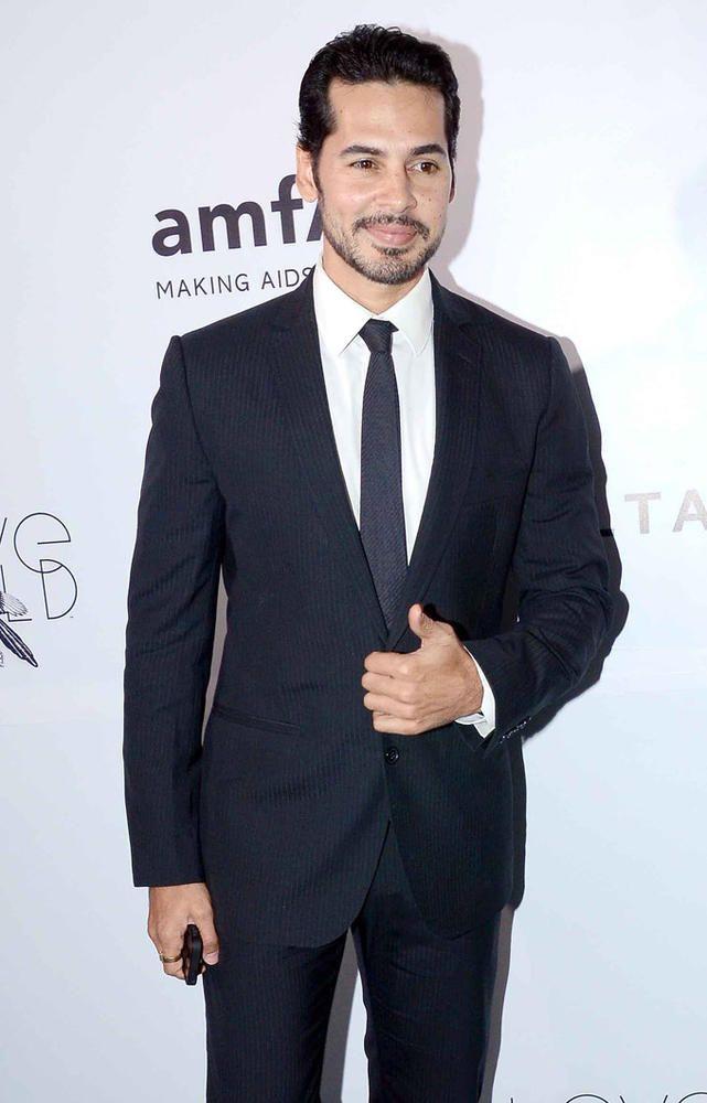 Dino Morea at the amfAR India gala. #Bollywood #Fashion #Style