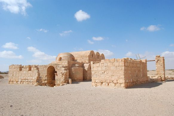 Qasr Amra – Jordan | Atlas Obscura
