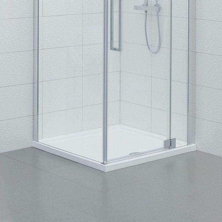 Rectangular stone shower tray 800 x 700 | VictoriaPlum.com £89.99