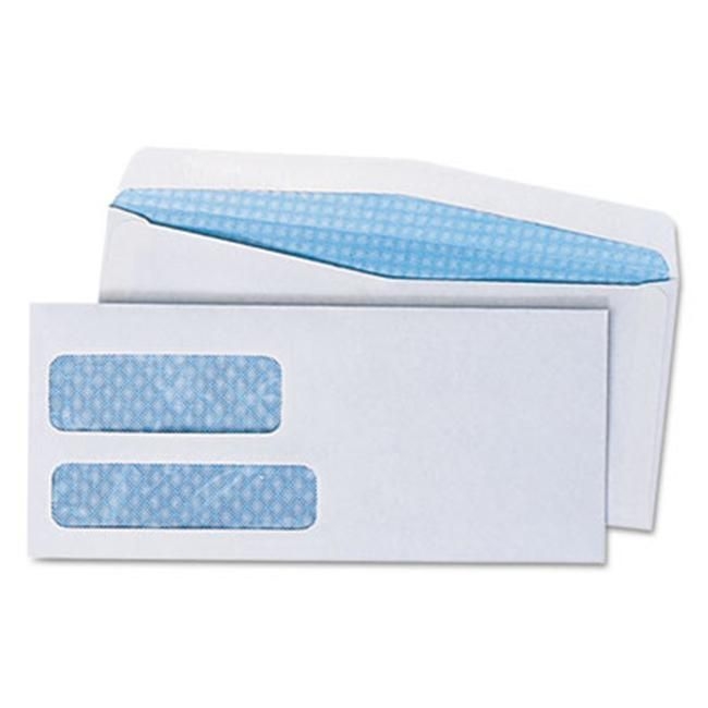 Universal Double Window Business Envelope- #9-