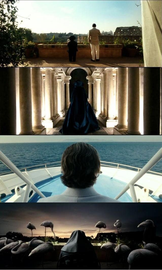 Seen it: moviesinframes: La grande bellezza (The Great Beauty), 2013 (dir. Paolo Sorrentino) By batchiara