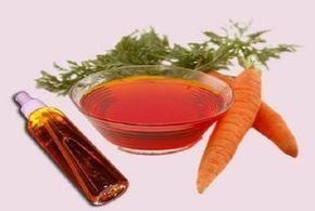 Καροτέλαιο: Φτιάξτε το λάδι για τα μαλλιά και το δέρμα Χρησιμοποιείται στην αρωματοποιία, σαπωνοποιία, σε κρέμες μαυρίσματος, σε αντιγηραντικά προϊόντα, στη