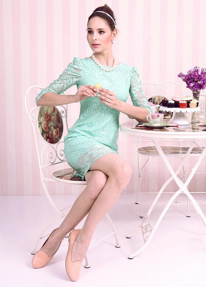 Pink Lady Elbise Markafonide 64,90 TL yerine 34,99 TL! Satın almak için: http://www.markafoni.com/product/3851666/