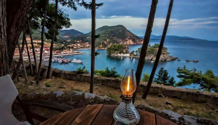 Beautiful Parga, Epirus