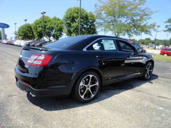 New 2014 Ford Taurus SEL (Black 4dr Car) Near Bourbonnais, IL | Cool Cars | Cars motorcycles ...