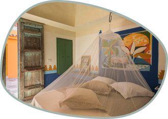 Chambres d'hôtes - Bizerte - El Alia - Henchir Dheb