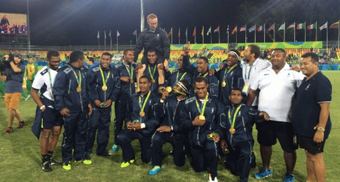 So if you havn't heard the news, Fiji's Rugby team brought home Fiji's very first Olympic medal in Fijian history. Seriously, Way to go Fiji! I think everyone was surprised about Fiji's Olympic victory yesterday. Besides for being a tourist attraction, It wouldn't seem that Fiji is really known for much else. After the victory all of Fiji celebrated with it's traditional favorite drink, which is kava of course. The team even imitated a tradition …