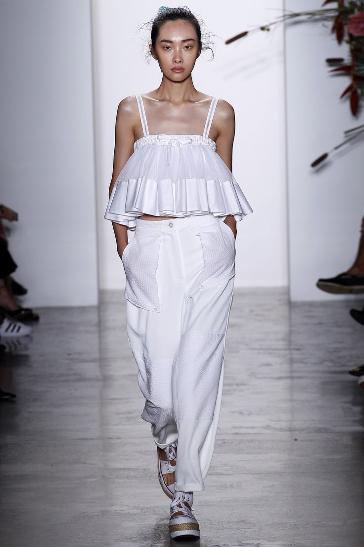 Adam Selman Spring 2016 Ready-to-Wear Collection Photos - Vogue