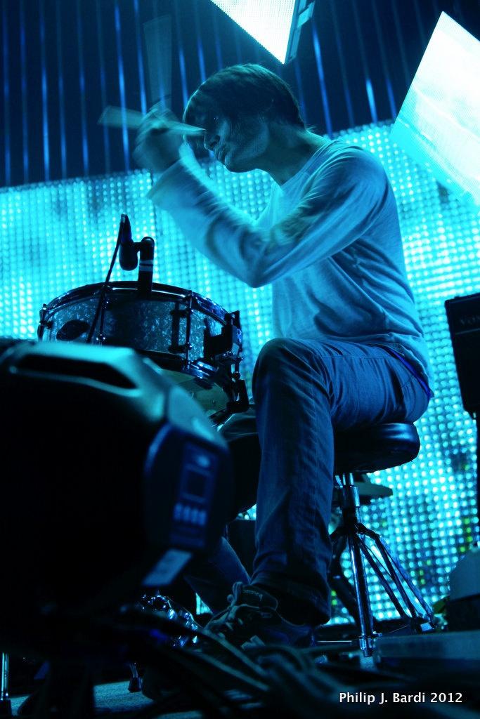 Johnny Greenwood - Radiohead