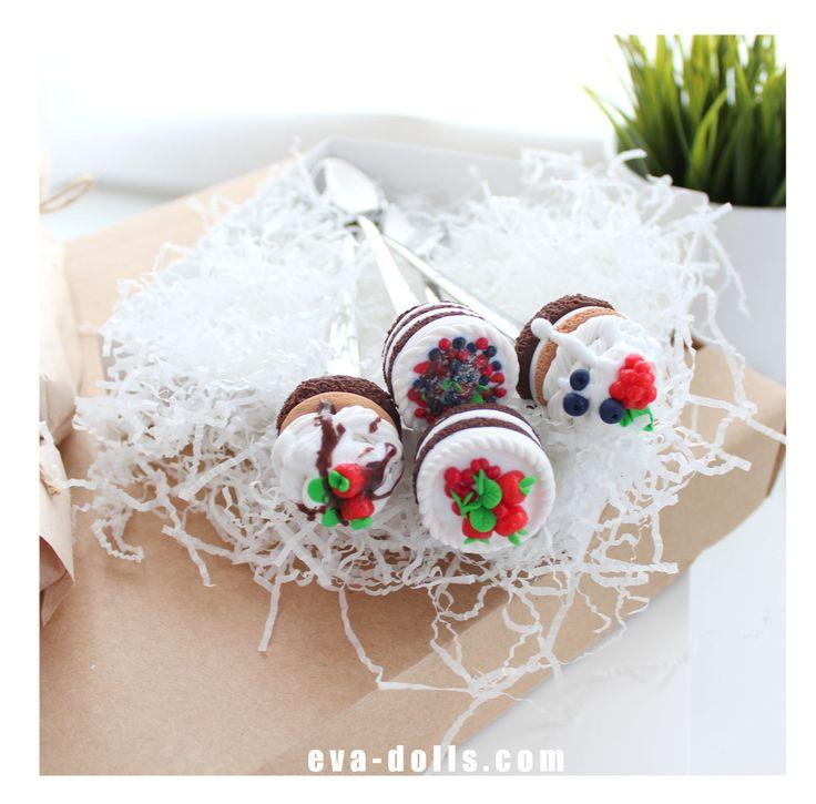десертные ложки eva-dolls.com