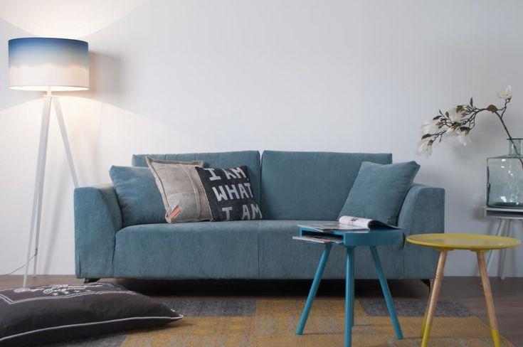 25 beste idee n over blauw fluwelen sofa op pinterest blauwe fluwelen bank blauwe zitbanken - Rededition bank ...