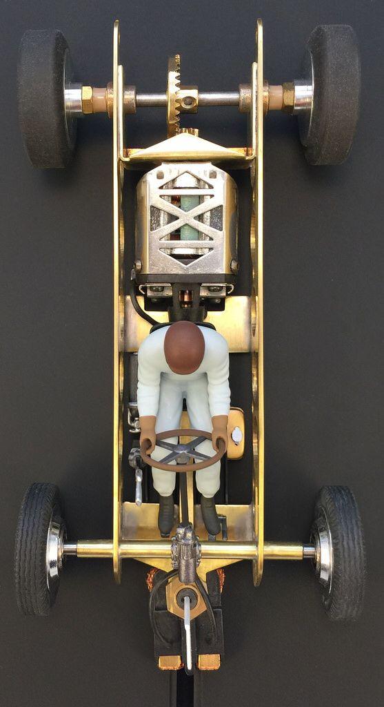 hillclimb special slot car