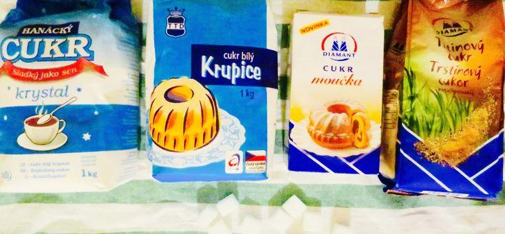 Czech Baking Ingredients