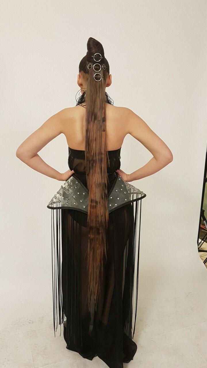 Hair inspiration  hair avangard   By oana moldoveanu for galla wella  2016 Hair amazing