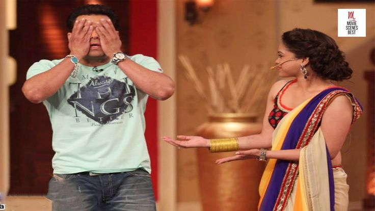 Salman Khan comedy with Sumona on Comedy Nights with Kapil's Wife | The ...