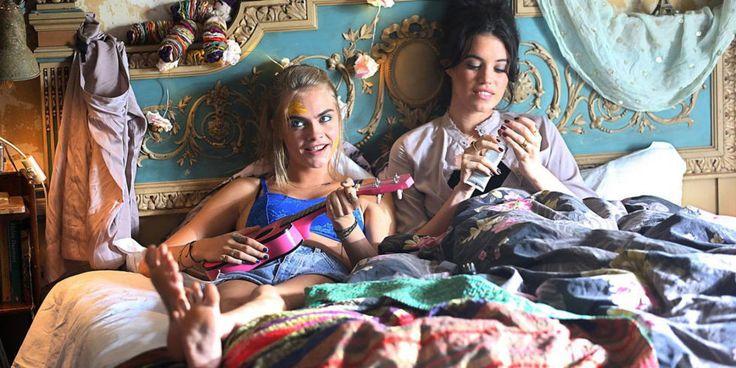 Cara Delevingne and Gala Gordon star in Kids In Love Film