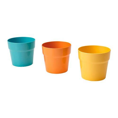 MAJSKORN  Cache-pot, divers coloris  0,99 €