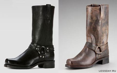 Мужские высокие ботинки купить