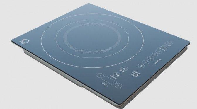 CALI® INDUCTION HOB BLACK 800DPI