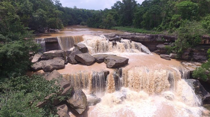 Monsoon Brings Spectacular but Dangerous Falls to National Park  The heavy rain felt across most of Thailand recently has meant that the Kingdoms waterfalls are looking at their very best, but are too dangerous in most cases for people to swim in, one such report comes from PHITSANULOK — Tourists can look – but not swim – at a famous series of cascading waterfalls in northern-central Thailand, national park officials said…