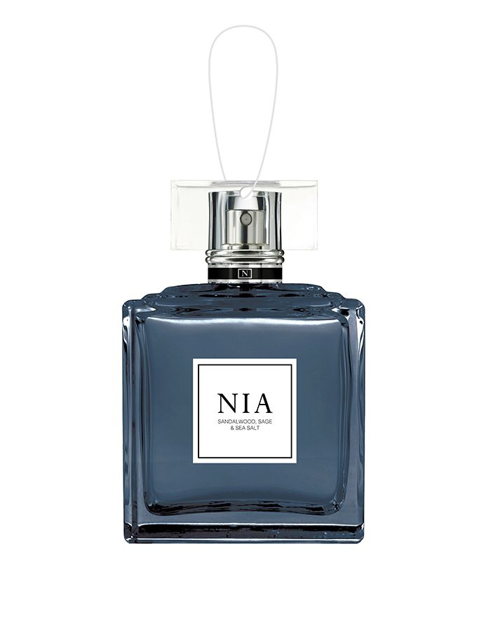 Our stunning fragrance for HIM; Sandalwood, Sage and Seasalt. Free shipping in the UK via www.niafragrances.com #carfragrance #gift #fragrance #birthdaygift #car #firstcar