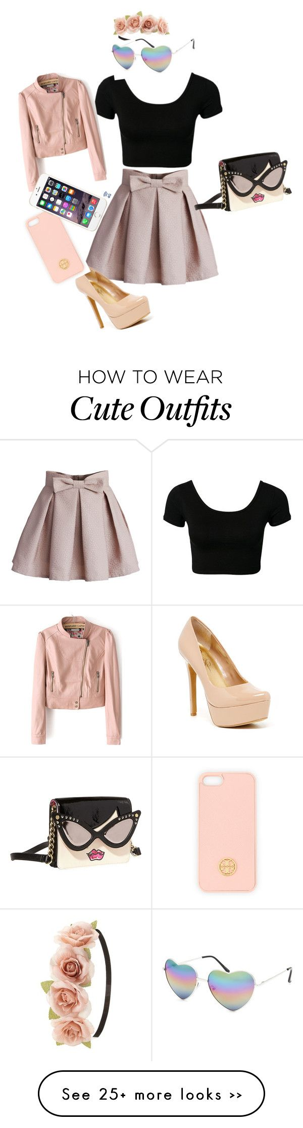 """Cute outfit"" by koraljackson on Polyvore"