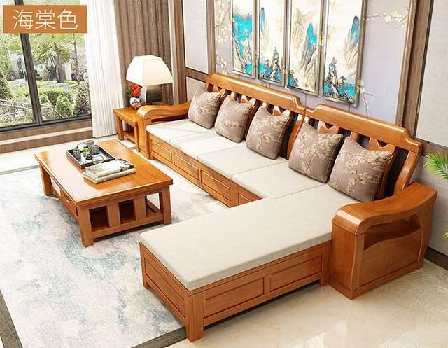 Source Cheap Sofa Furniture For Sale Chinese Modern Living Room Fabric Sofa Sets Wooden Sofa Set Furniture On In 2020 Wooden Sofa Set Wooden Sofa Wooden Sofa Designs