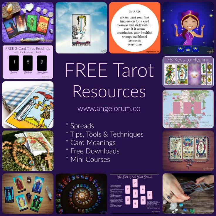 FREE Tarot Deck The Frideborg Tarot - FREE Download (use with Orphalese)   FREE eBooks with Holistic Tarot Card Meanings   The Big Juicy Book of Holistic Tarot Card Meanings Part 1 & 2…