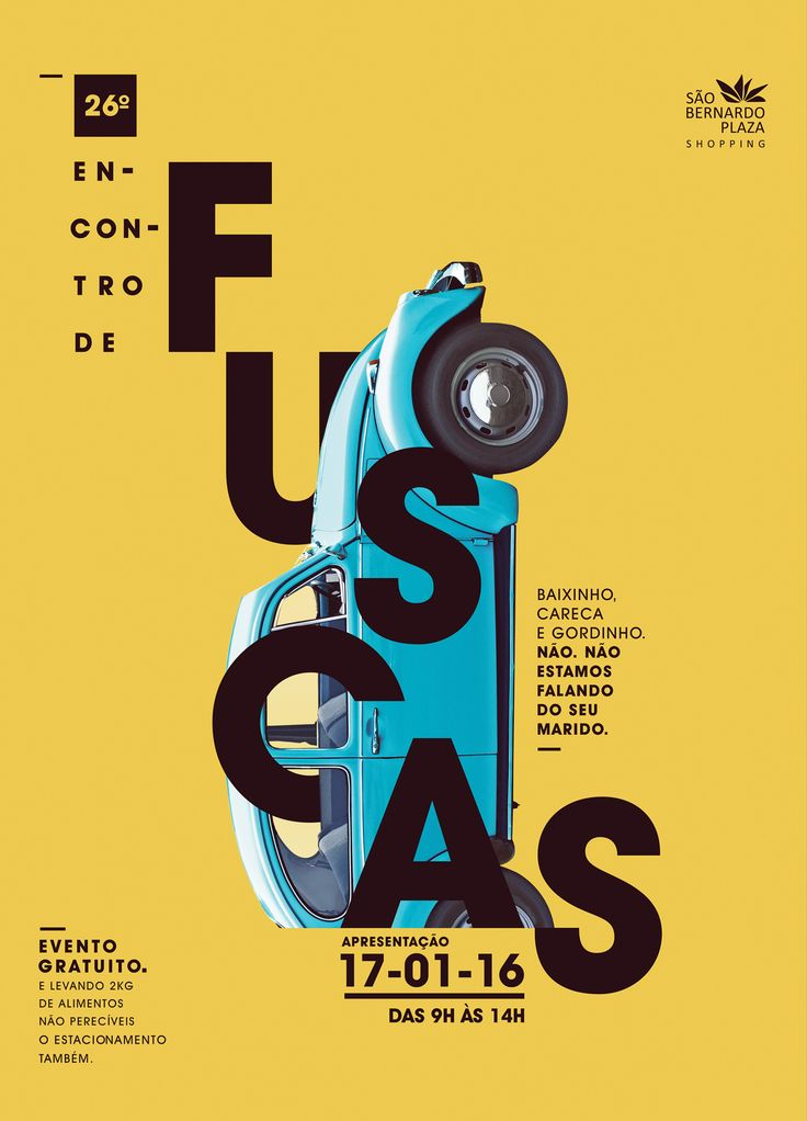 Sao Bernardo Plaza: Beetle yellow, | Ads of the World™