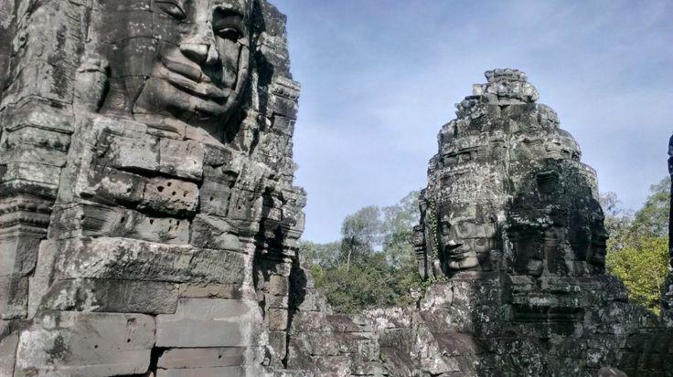 Angkor. Siem Reap, Cambodia.