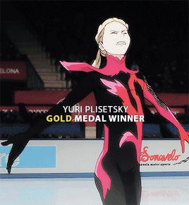 """Yuri!!! on Ice #12 