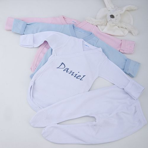 29 best personalized baby gifts images on pinterest personalized personalise our snuggley onesie to make this classic baby basic oh so unique negle Gallery