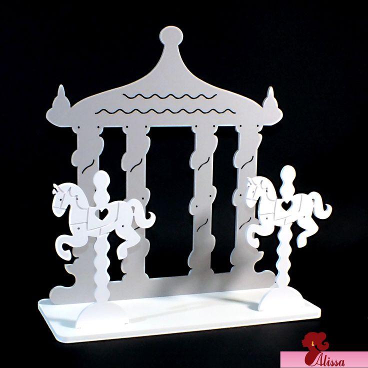 #merrygoround #lunapark #jewelry #display #alissa #espositore  shop now! >>> http://alyssaespositori.it