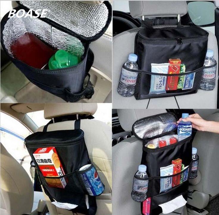 Auto Interior Bags Car Back Seat Organizer