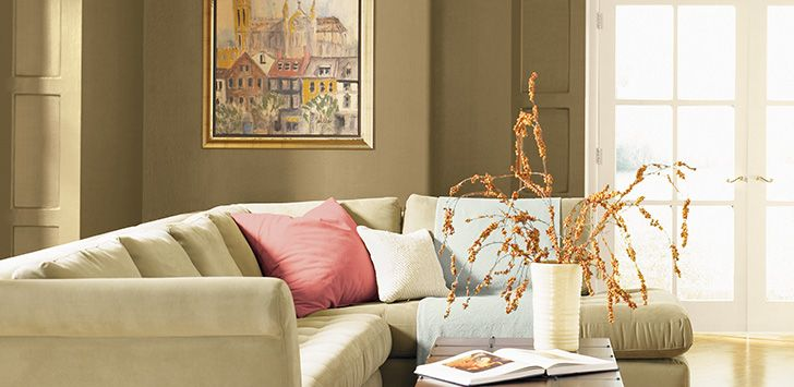 7 best our best brown paint color tips images on pinterest - Paint colors to make a room look brighter ...