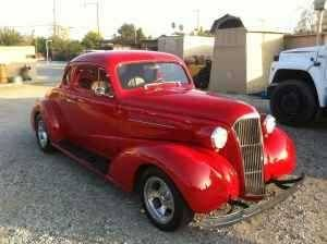 1937 Chevy Coupe...Re-pin Brought to you by agents at #HouseofInsurance in #EugeneOregon for #CarInsurance