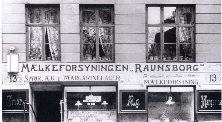 copenhagen signage