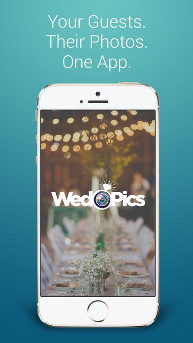 WedPics - Wedding Photo App by deja Mi