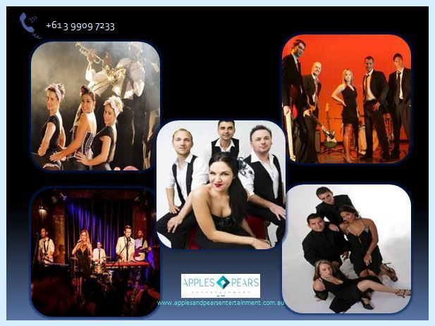 Check here the most happening entertainment provided by the party band, wedding bands, corporate bands and the cover band Brisbane and book one for your upcoming event.