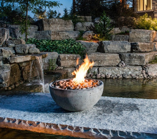 17 Best Images About Fire Pits On Pinterest Fireplaces