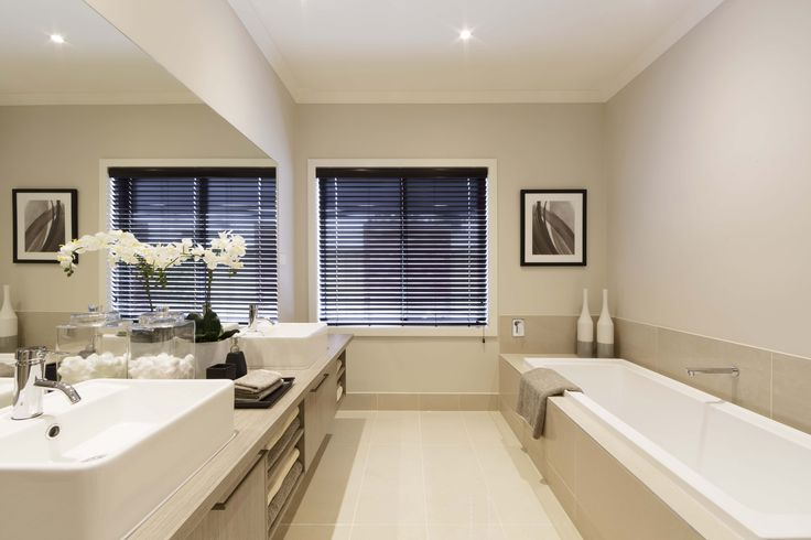 Cambridge - Simonds Homes #interiordesign #bathroom