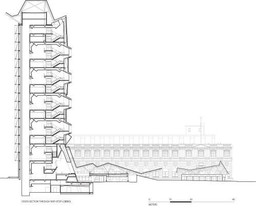 689 best morphosis images on pinterest architecture for Complete set of architectural drawings pdf